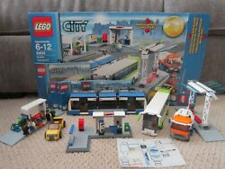 Lego City #8404 Public Transport100% Complete W Instructions and Box