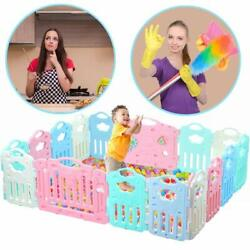 Baby Playpen Kids Activity Centre Safety Play Yard of Healthful   Safety Design