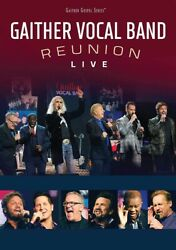 Gaither Vocal Band Reunion: Live DVD Brand New Fast Sipping