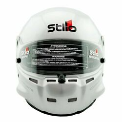 Stilo ST5 GT Composite SA2015 Helmet Noise Attenuating Ear Muffs Silver 57CM MED