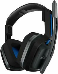Astro A20 Wireless Gaming Headset for PS4 & PC with Boom Microphone Blue