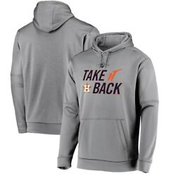 2019 Houston Astros Majestic World Series Take It Back Dugout Hoodie