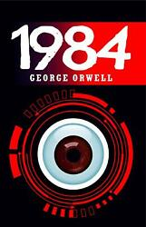 1984 by George Orwell Paperback New Free Shipping $10.50