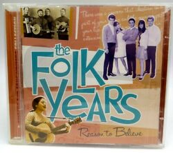 The Folk Years ♫ Various Artists ♫ 30 Tracks of Great Classic Rock ♫ 2 CD Set $4.95