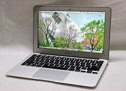 "Apple MacBook Air 11"" 2012 Core i5 64GB SSD 4GB +Office & More - Warranty"
