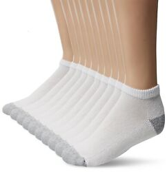 10 or 20 Pack of Gildan Men#x27;s Low Cut Socks $15.99
