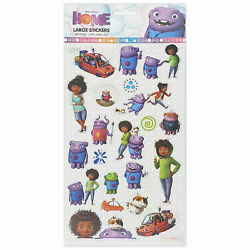 Dreamworks Home Stickers Large 2001 GBP 1.49