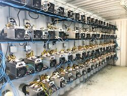 50 x Original AntMiner APW3++ PSU 1600W Power Supply for S9 or L3+ S7 D3