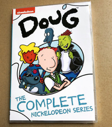 Doug The Complete Series Box Set Nickelodeon TV Show Collection DVD All Episodes $28.80