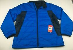 The North Face Men's Bombay Jacket Lightweight Blue Size 2XL NWT