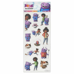 Dreamworks Home Stickers 3D 4001 GBP 1.49