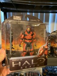 Halo Reach Series 2 Red CQC Figure $35.00