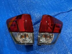 2019 2020 Subaru Forester LHRH OEM LED Outer Quarter Tail Light Lamp Sets #S22 $332.50