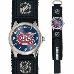 Montreal Canadiens Future Star Youth Kids Watch w Adjustable Band $9.99