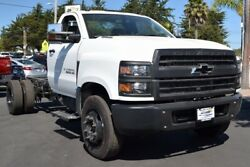 2019 Chevrolet Silverado 4500HD Work Truck 2019 Chevrolet Silverado 4500HD Summit White with 1 available now!