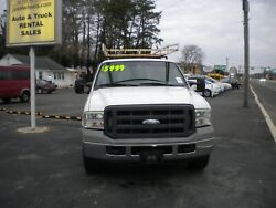 2005 FORD F-350 UTILITY BODY WITH SUPER LOW MILES