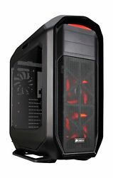 Corsair CC-9011063WW Graphite Series 780TFull Tower PC Case Black Rounded corner