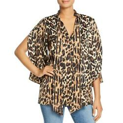 Kenneth Cole New York Womens 34 Sleeves Office Wear Blouse Top BHFO 5302 $8.49