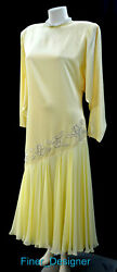 COTERIE Vintage Evening Ball Gown Formal Dress Occasion Wedding Party 14 NEW VTG $99.95