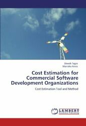 Cost Estimation for Commercial Software Develop Tagra Dinesh