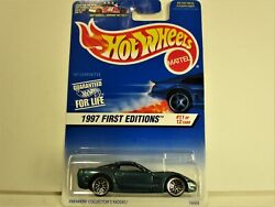 HOT WHEELS 1997 CHEVROLET CHEVY CORVETTE FIRST EDITIONS NEW IN 1997 PACKAGE $5.99