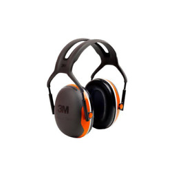 3M PELTOR Earmuffs X4A Forestry Orange $40.99