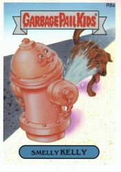 2014 Garbage Pail Kids Topps Chrome Series 2 Refractors #R8A Smelly Kelly $4.00
