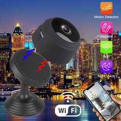 Mini IP WIFI 1080P HD Camera Camcorder Wireless Home Security DVR Night Vision $18.97