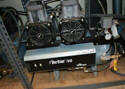 Air Start 30 Dual Head Dental Compressor $2300.00