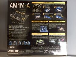 ASUS AM1MA AMD Motherboard $49.00