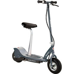 Razor E300S Seated Electric Scooter - Gray - 13116214 $279.00