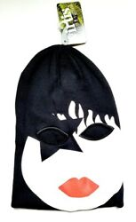 KISS Starchild Men's Full Face Mask Ski Hat Slouch Beanie  $16.00