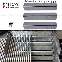 Grill Replacement Parts for Weber Spirit Stainless Steel Flavorizer Durable Bars $29.99