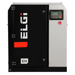 ELGi EN Series 10-HP Tankless Rotary Screw Air Compressor (208-230V460V 3-Ph...