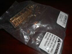 NEW Fender Bridge Assembly For Left-Handed Vintage Strat - GOLD 003-8959-000 $74.99