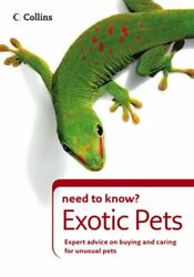 Exotic Pets Collins Need to Know? By David Manning $10.96