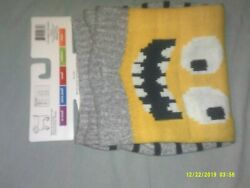 NEVER USED DOG SWEATER YELLOW MONSTER THEME MEDIUM BEAGLE STANDARD POODLE SIZE $13.99