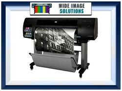 HP Z6200 42 PRINTER PLOTTER WIDEIMAGESOLUTIONS FINANCING GREAT UNIT READY TO GO $1,499.00
