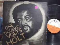 *UK IMPORT* ONE THOUSAND VOLTS OF HOLT DOUBLE LP ON TROJAN RECORDS