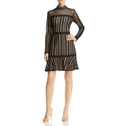 Adelyn Rae Womens Lace Sheath Party Cocktail Dress BHFO 2395 $33.31