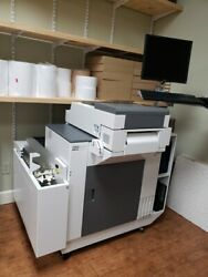 NORITSU QSS Greenlab DRYLAB Printer With Duplex Printer To Make Photobooks Crate