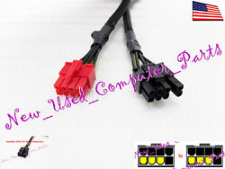 ➨➨➨ 18quot; Thermaltake Power Supply 8 Pin to 62 Pin GPU Power Solution ➨➨ $15.99
