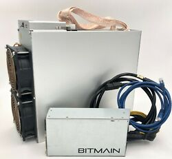 Bitmain Antminer E3 with APW3++ PSU and 110V cable