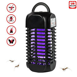 Electric USB Fly Zapper Mosquito Killer Bug Insect Pest LED Lamp Trap Control US $13.98