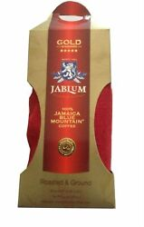 100% Jamaica Blue Mountain Coffee Grounds Jablum Gold Standard 16oz $66.72
