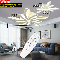 Modern Acrylic LED Ceiling Light Ceiling Lamp Bedroom Lighting Ceiling Fixtures $69.06