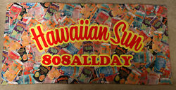 808allday X Hawaiian Sun Beach Towel $24.99