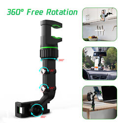 Universal Desktop Desk Stand iPad Tablet Phone iPhone Samsung LG Mount Holder US $8.95