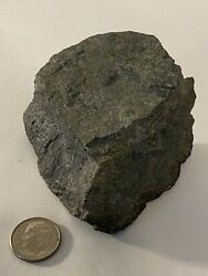ROUGH RARE CUMBERLANDITE STONE MAGNETIC CRYSTALS 1 PLACE ON EARTH 270Gr $22.00