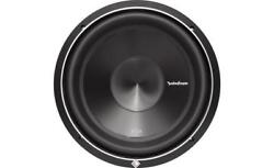 ROCKFORD FOSGATE P3D4 12 12quot; 1200 Watt 4 Ohm DVC Car Audio Subwoofer Subs $199.95